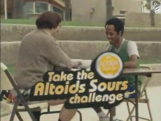 Altoids Sours Fruit Pants Challenge