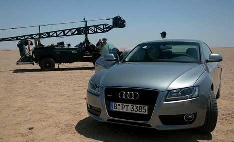 Audi Kite TV Ad
