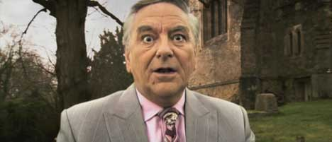 Bob Monkhouse back from the dead