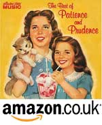 Patience and Prudence at Amazon.co.uk