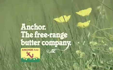 Anchor Free Range Butter