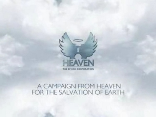 Campaign from heaven