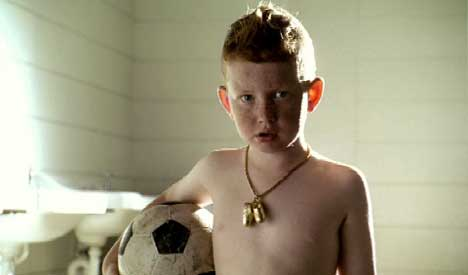 Boy in Skins Sports Star TV ad