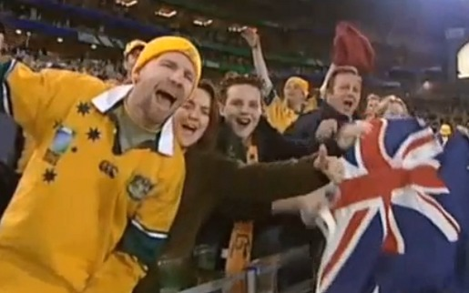 Australia Rugby Supporters