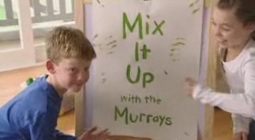 Mix it up with the Murrays