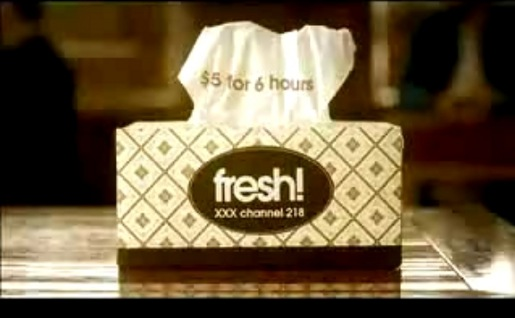 Fresh Tissues Box