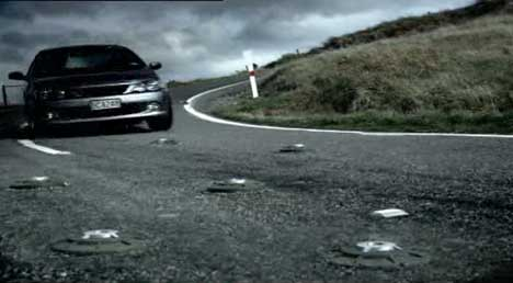 Landmines in LTNZ TV Ad