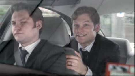 The Good Driver in TAC TV ad