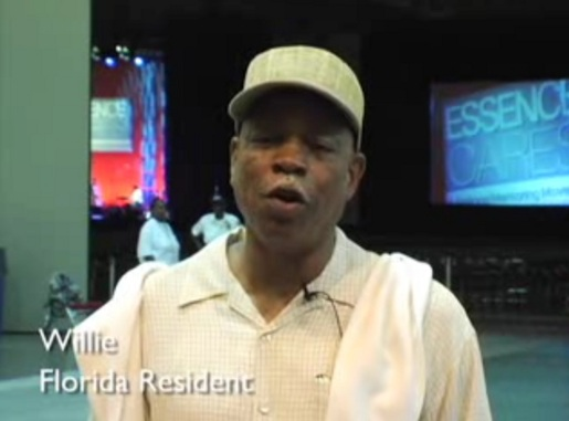 Barack Obama Testimonial by Willie of Florida