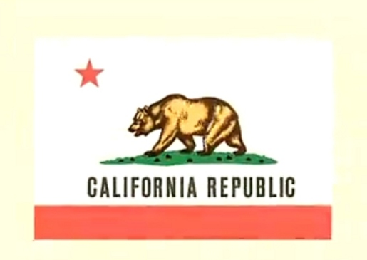 Grizzly Bear California Republic