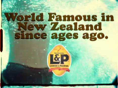 L&P World Famous in NZ