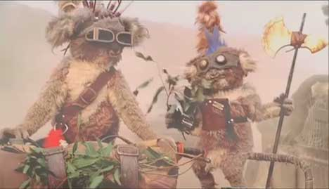 Mad Max Koalas in Commonwealth Bank TV ad