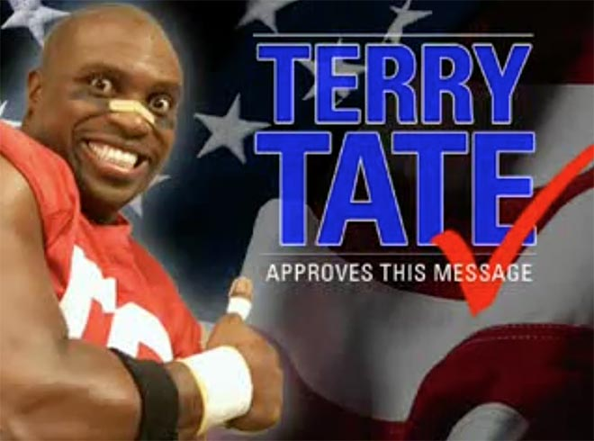 Terry Tate approves this message