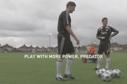 Adidas Predator Clay Pigeon commercial