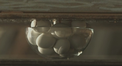 Compressed eggs in Relance commercial
