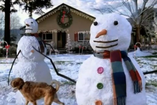 AT&T Snowman and Alter Ego