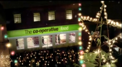 Cooperative Christmas Lights