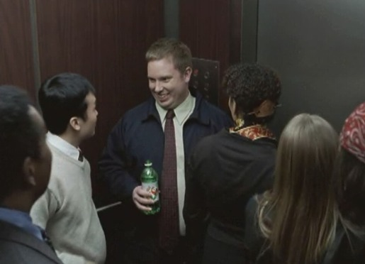 Elevator Small Talk Tony