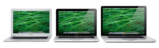 Macbook Green Family