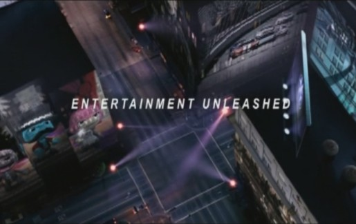 Sony Playstation 3 Murals commercial: Entertainment Unleashed