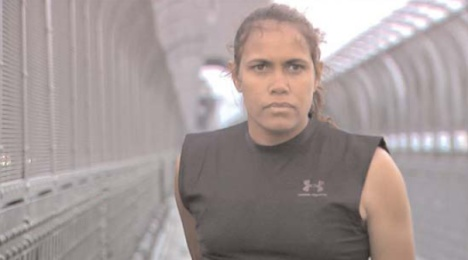 Cathy Freeman in Earth Hour ad