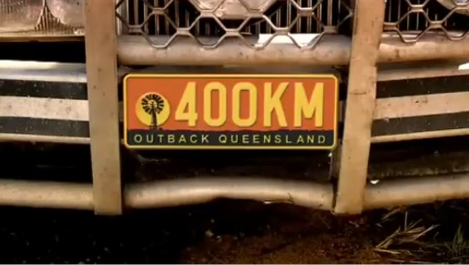 Outback Queensland Personalised Place