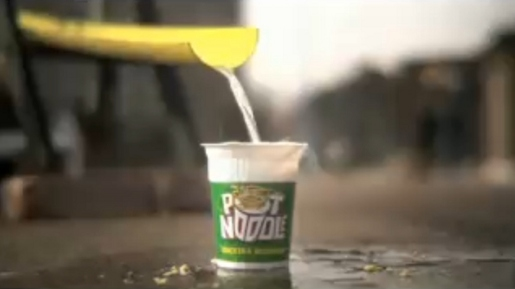Pot Noodle Tipping Point