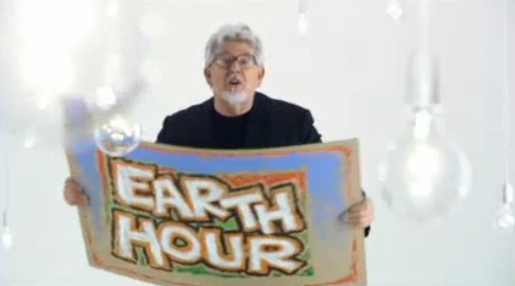 Rolf Harris Earth Hour