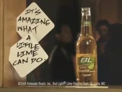 Bud light limey the showoff the inspiration room bud light limey mozeypictures Gallery