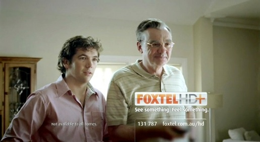 Foxtel HD commercial