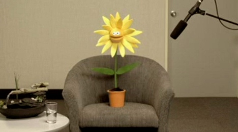 Sunflower in Bankwest TV ad