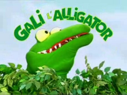 Gali the Alligator