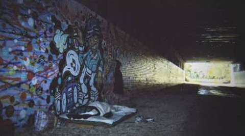 St Vinnies Homeless Tunnel
