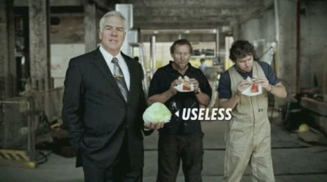 Four n Twenty useless lettuce
