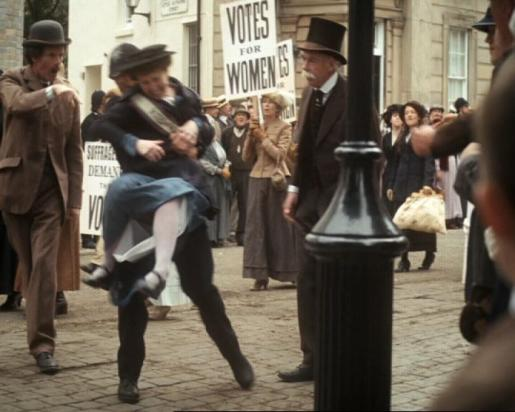 Suffragettes in Hovis TV advert