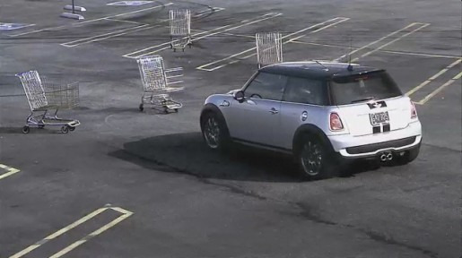 Mini Cooper and Demon Carts