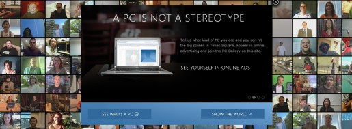 PC Not A Stereotype