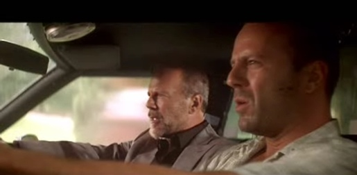Bruce Willis in Die Hard times Two