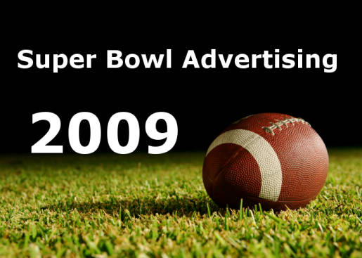 Super Bowl Advertising 2009