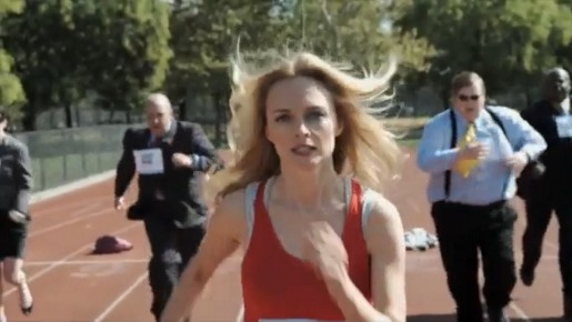 Heather Graham Race