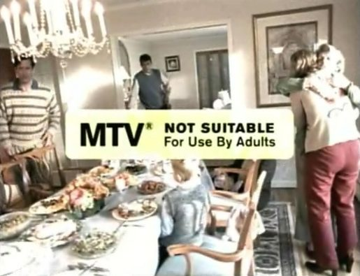 MTV Thanksgiving Punkd Ad