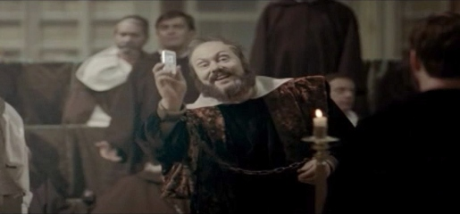 Galileo in Siminn commercial