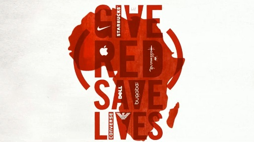 Give Red Save Lives in Red One Color Unites Us video