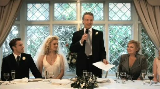 ASCA Wedding Speech commercial