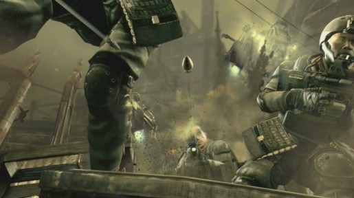 Bullet in Killzone2 Trailer