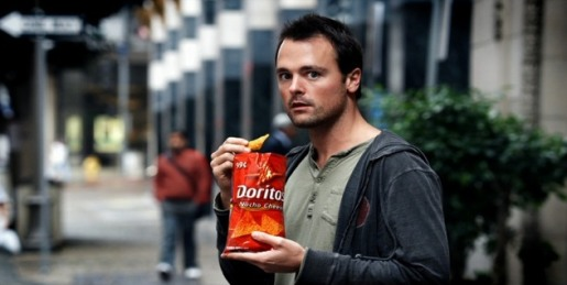 Doritos Power of the Crunch advertisement