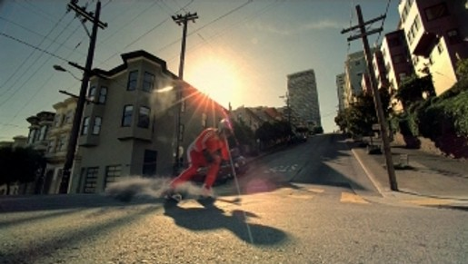Audi Urban Carving Skiier