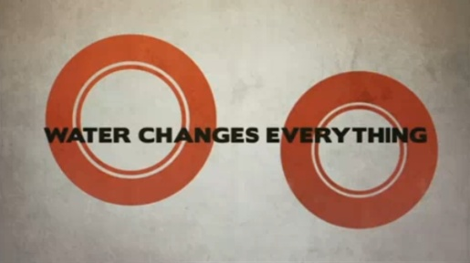 Water Changes Everything - image from Charity Water World Water Day video 2009