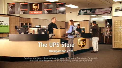 UPS store in Whittier