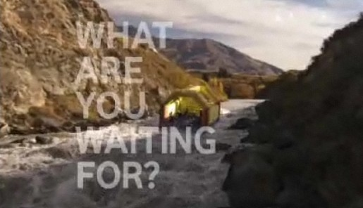 What Are You Waiting For? in Vodafone commercial